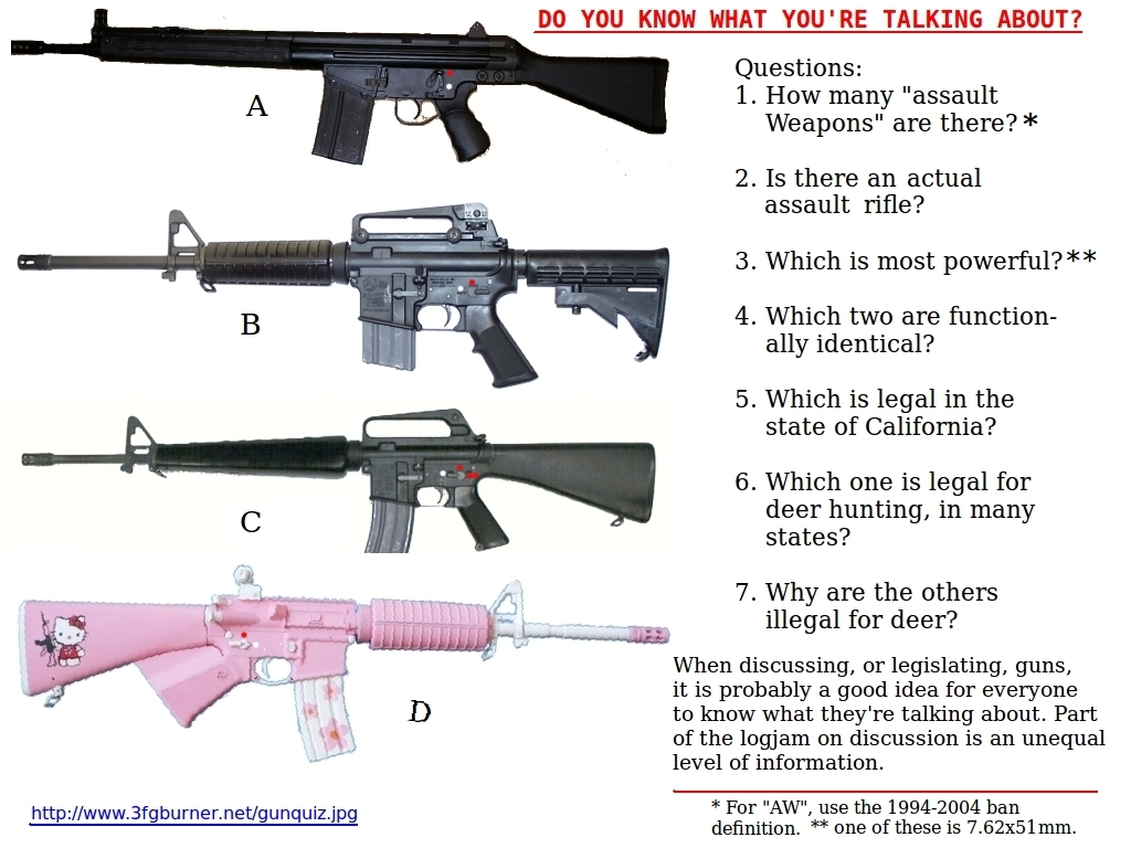 Definition Of Assault Rifle | Examples and Forms